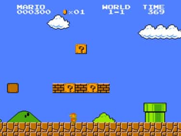 Mario Can Break Bricks With His Bare Hands, But Is Instantly Killed By Turtles