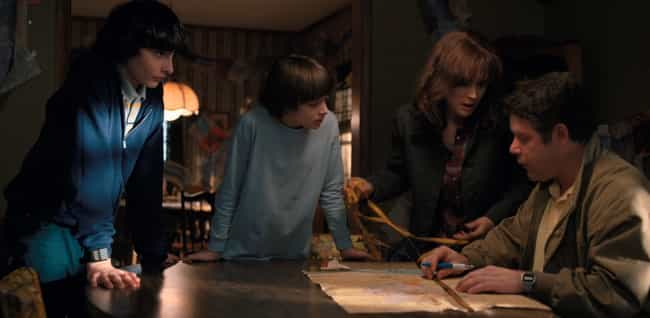 Bob's Arc Is A Reference T... is listed (or ranked) 1 on the list Easter Eggs And References That Totally Went Over Your Head In Stranger Things 2