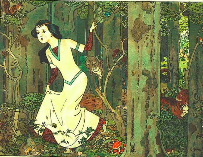 Two Women Are Thought To... is listed (or ranked) 1 on the list Was There A Real-Life Inspiration For Snow White?