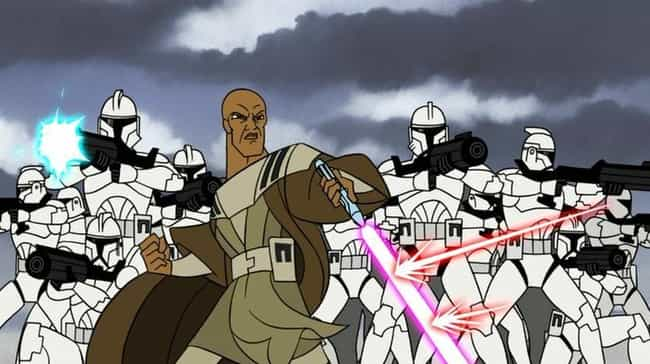 The Original 2003 Series... is listed (or ranked) 1 on the list A New Fan Theory Is Blowing Up On Reddit, And It Will Change How You Watch Star Wars Clone Wars