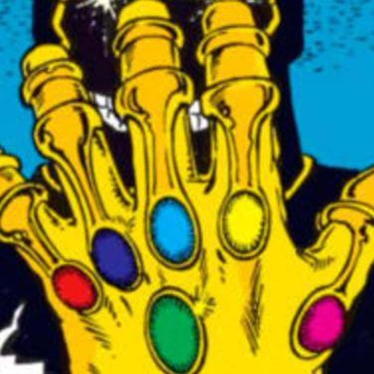 Infinity Gauntlet is listed (or ranked) 1 on the list The Most Powerful Weapons In The Marvel Universe, Ranked By Destructive Force