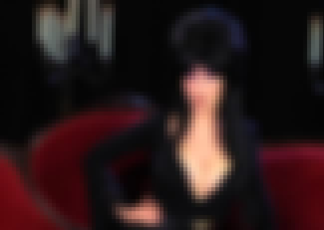 Elvira Is Queen Of The Double ... is listed (or ranked) 4 on the list Everything You Never Knew About Elvira, Mistress Of The Dark And Where She Is Now