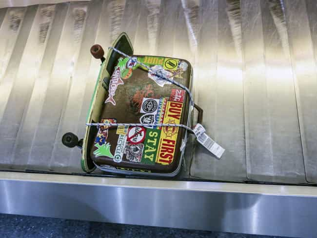 Baggage Handlers Just Wa... is listed (or ranked) 1 on the list Coroners, Roller Coaster Engineers And Others Reveal The Biggest Secrets About Their Professions