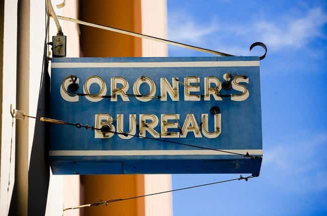 Georgia Coroners Might N... is listed (or ranked) 2 on the list Coroners, Roller Coaster Engineers And Others Reveal The Biggest Secrets About Their Professions