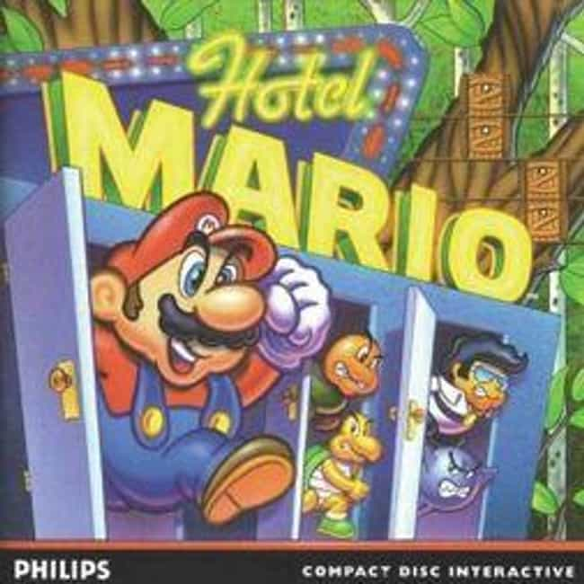 The Game Was Born Out Of Ninte... is listed (or ranked) 2 on the list 'Hotel Mario' Is An Awful 'Super Mario' Game Fans Are Still Trying To Forget