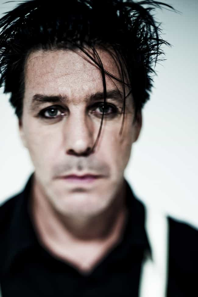 Lindemann Appeared In A Childr... is listed (or ranked) 4 on the list Crazy Stories Of Rammstein, That Band Every Dude In High School Loved