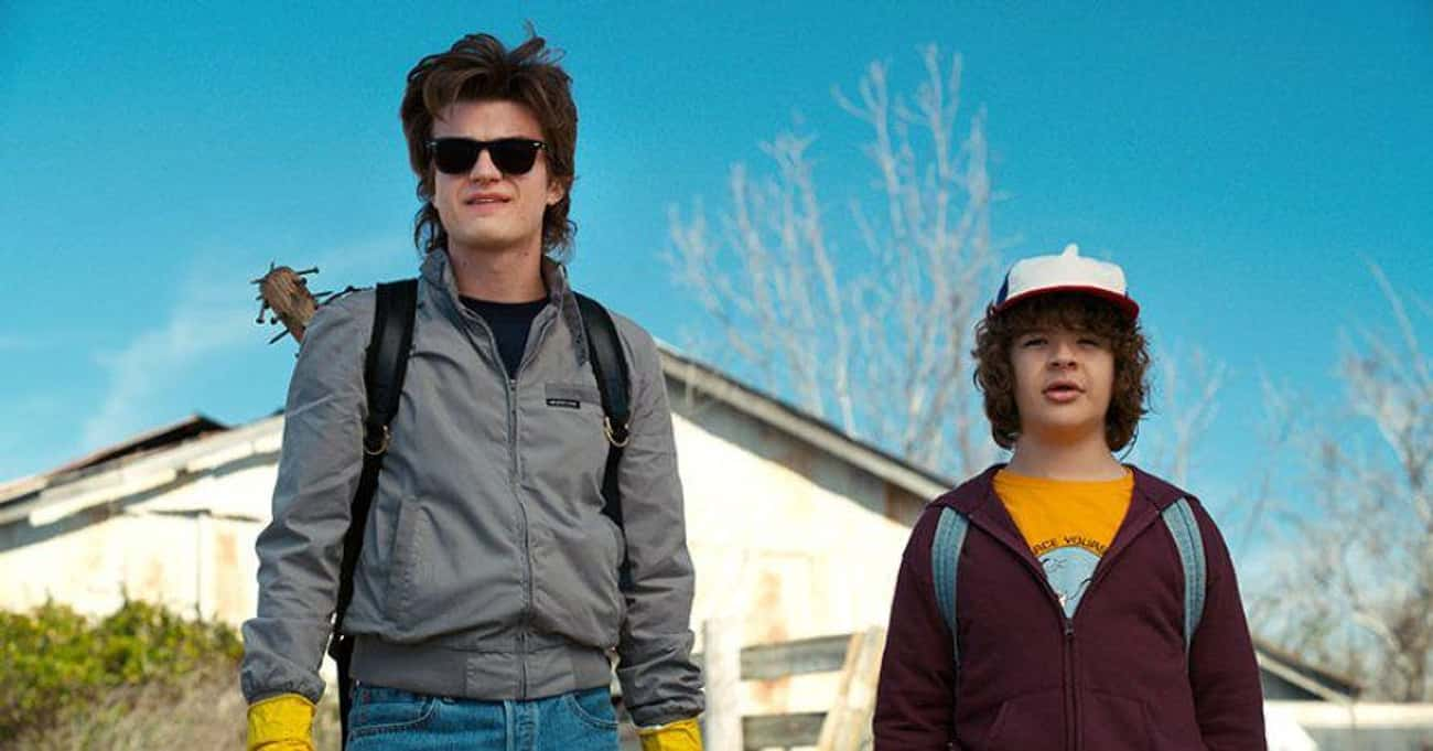 He Helped Steve Mend His Broke is listed (or ranked) 1 on the list 10 Reasons Why Dustin Is The True MVP Of Stranger Things 2
