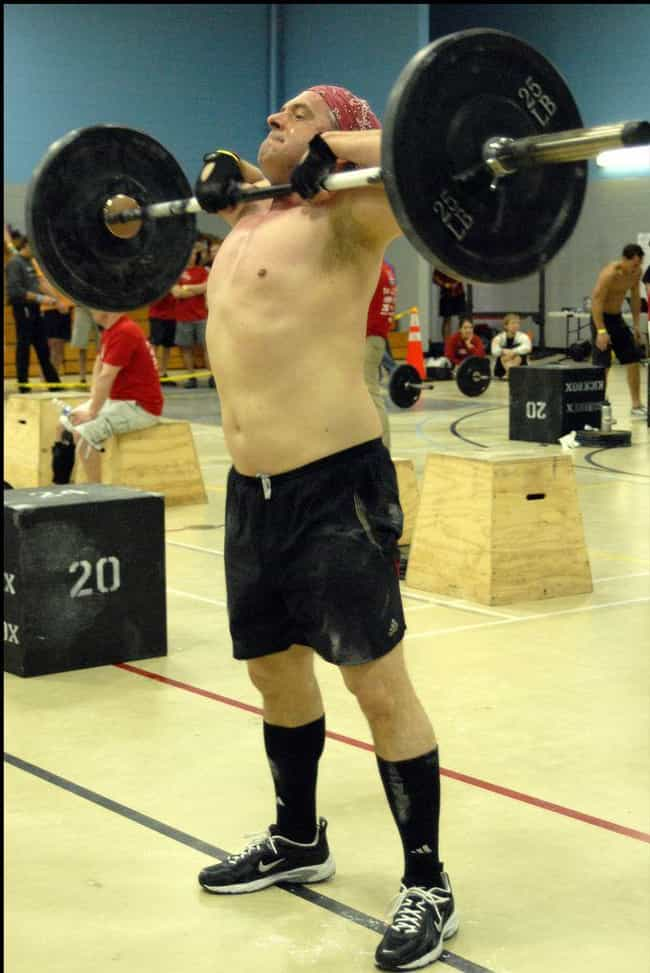 One Of Crossfit's Essent... is listed (or ranked) 4 on the list Ways Crossfit Might Not Be As Healthy As People Believe