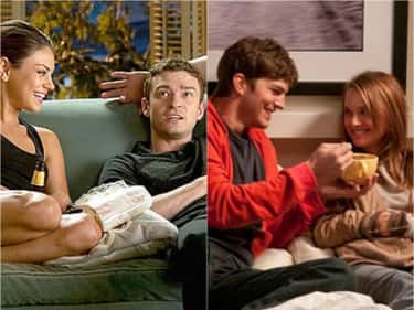 'Friends With Benefits' And 'N is listed (or ranked) 2 on the list 15 Movies With Bizarrely Similar (And Specific) Plots That Came Out At The Same Time