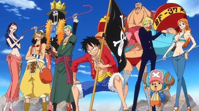 The Summit War – One Piece is listed (or ranked) 2 on the list The 16 Craziest Anime Wars of All Time