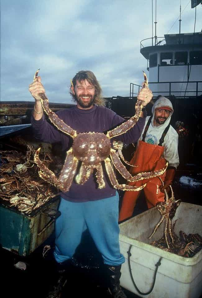 Basically Anyone Can Do ... is listed (or ranked) 5 on the list Deadliest Catch Is A Load Of Bull-Fish
