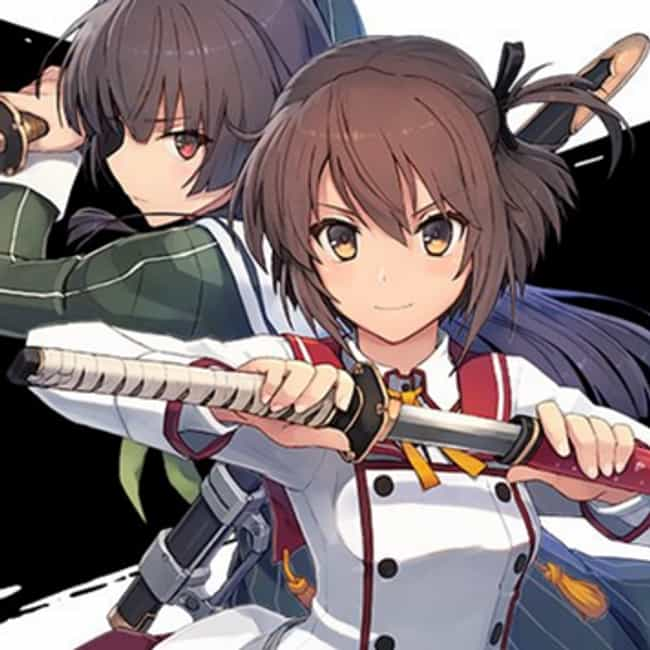 Toji No Miko is listed (or ranked) 4 on the list 16 Brand New Anime of 2018