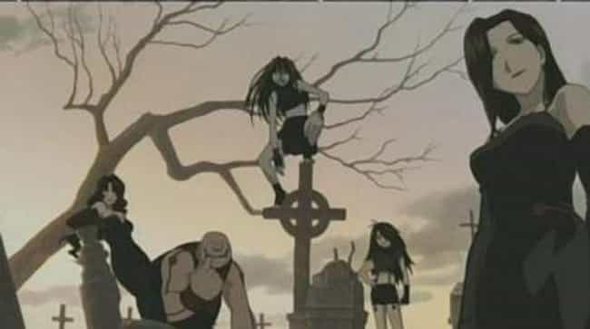 The Homunculus Backstory... is listed (or ranked) 4 on the list 15 Reasons Why FMA 2003 Is Better Than FMA Brotherhood