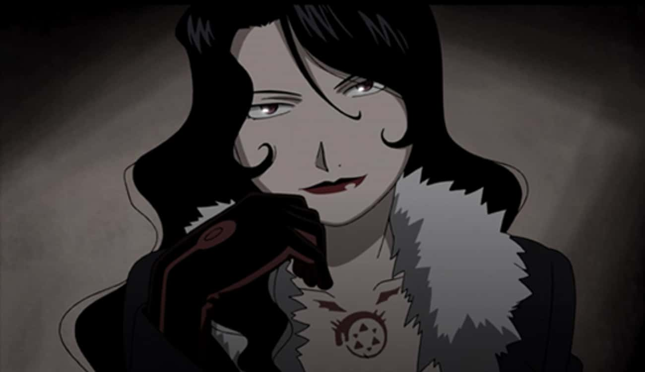 Lust's Character Arc Is More Developed In The Original Series