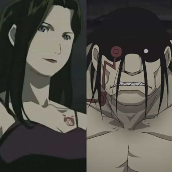 Sloth Offers A Compelling Dyna... is listed (or ranked) 4 on the list 15 Reasons Why FMA 2003 Is Better Than FMA Brotherhood