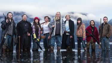 They Aren't From Alaska is listed (or ranked) 1 on the list The Alaskan Bush People Aren't Exactly Telling You The Whole Truth About Their Identity