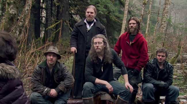 Those Aren't Their Real ... is listed (or ranked) 2 on the list The Alaskan Bush People Aren't Exactly Telling You The Whole Truth About Their Identity