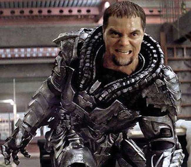 General Zod Has No Penis... is listed (or ranked) 4 on the list Insanely Convincing DC Superhero Movie Fan Theories