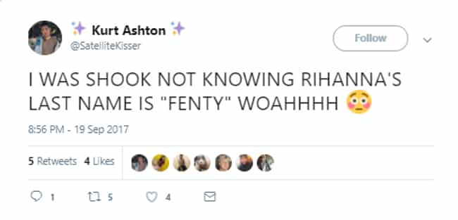 The True Meaning Of Fenty Beau... is listed (or ranked) 1 on the list Why Rihanna's Fenty Beauty Line Is The Best Makeup Line You Can Buy Right Now
