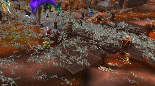 'World Of Warcraft' Players In... is listed (or ranked) 4 on the list The Cruelest, Most Messed Up Things Gamers Have Done To Other Gamers
