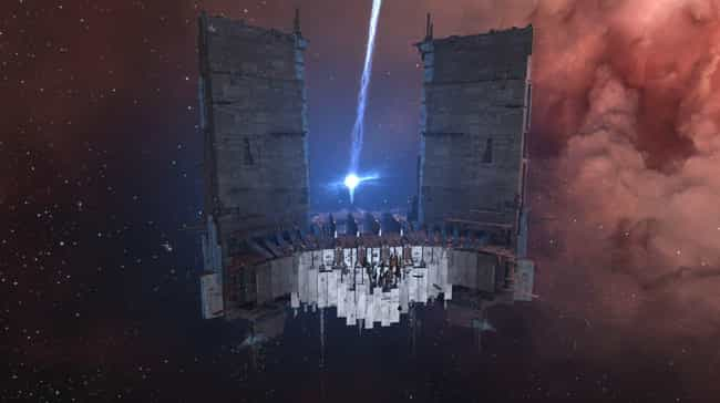An 'EVE Online' Player Betrayed His Corporation And Stole A Space Station