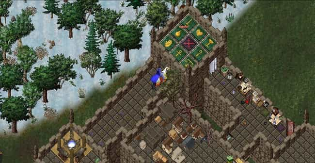 An 'Ultima Online' Player Manipulated Players To Death