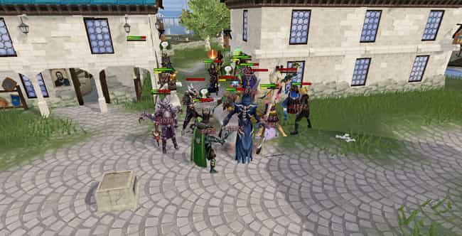 The Falador Massacre Killed Hundreds Of People In 'RuneScape'