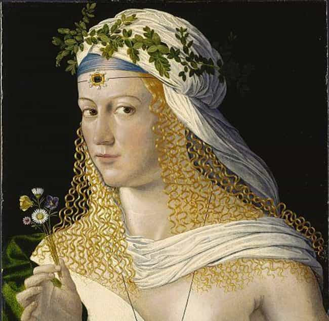 Lucrezia Got Married Three Tim... is listed (or ranked) 4 on the list Murder, Inbreeding, And Destroying The Catholic Church: The Sins Of History's Dirtiest Family