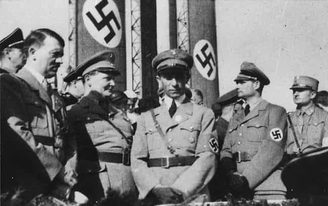 Nazis Outlawed Cocaine, But Ju... is listed (or ranked) 3 on the list Historians Now Think Rampant Meth Addiction Caused Hitler & The Nazis To Lose WWII