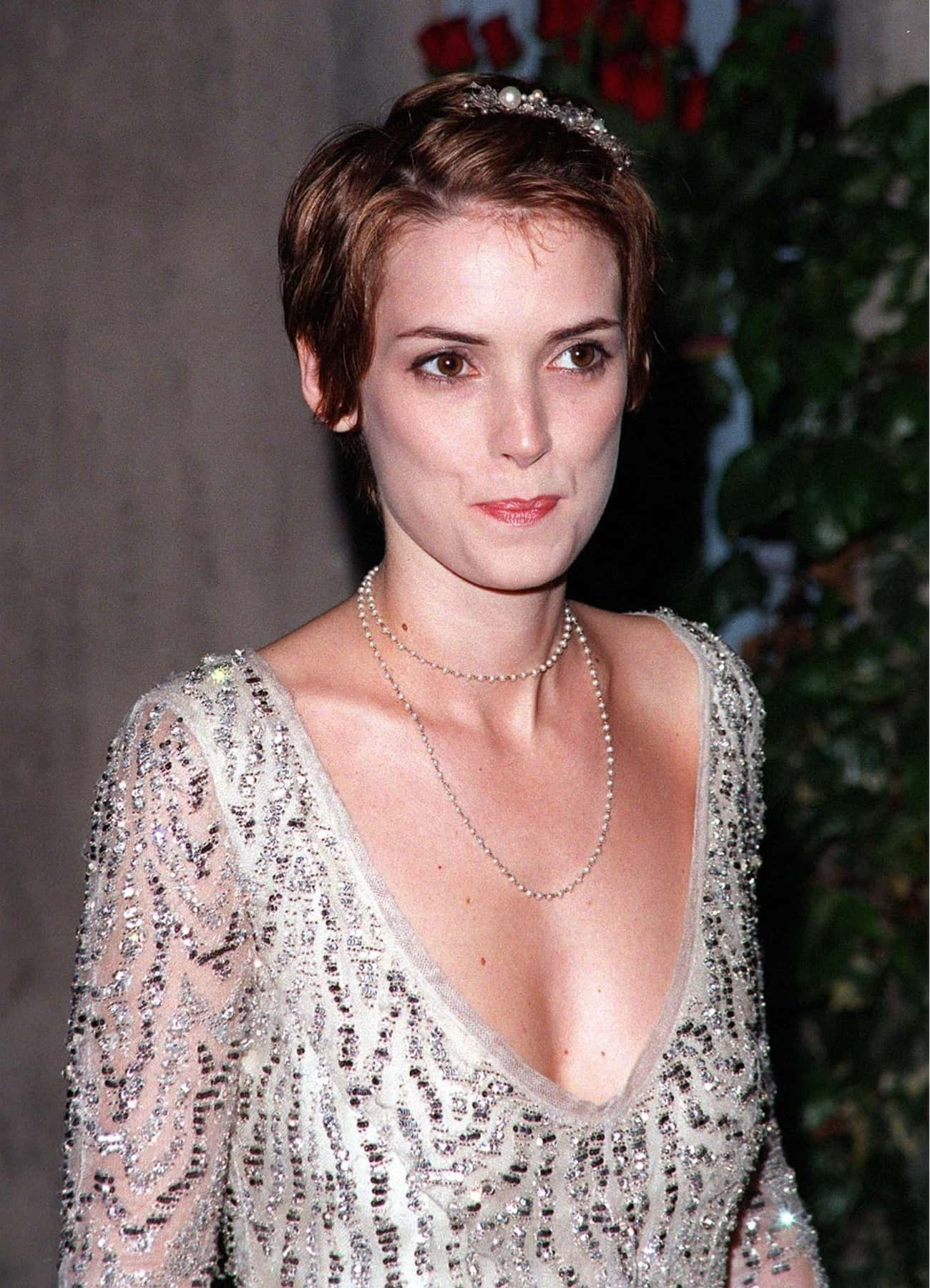This May Not Have Been The Fir is listed (or ranked) 2 on the list Why No One In Hollywood Cast Winona Ryder Until 'Stranger Things'