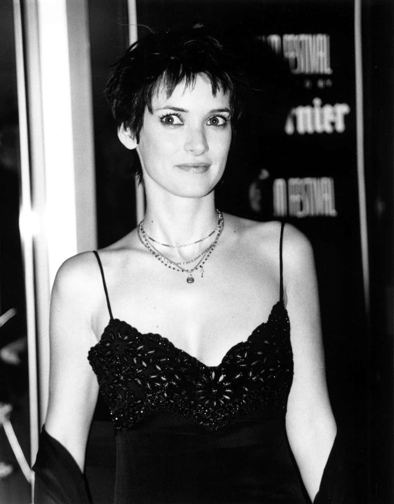 She May Never Have Even Worn T is listed (or ranked) 3 on the list Why No One In Hollywood Cast Winona Ryder Until 'Stranger Things'