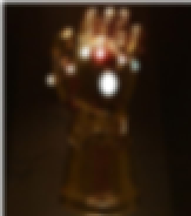 The Infinity Gauntlet In Odin&... is listed (or ranked) 4 on the list All The Easter Eggs Hidden In Thor: Ragnarok