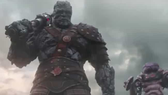 Korg And Miek Are From P... is listed (or ranked) 3 on the list All The Easter Eggs Hidden In Thor: Ragnarok