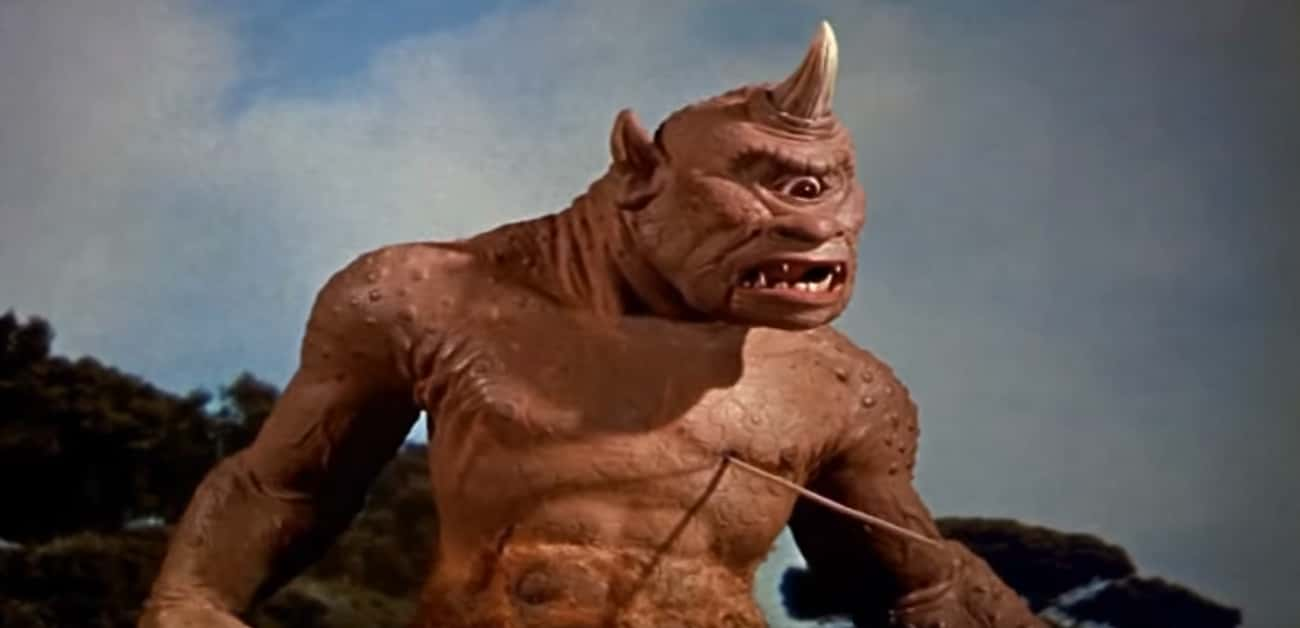 The Cyclops Is A Beast Of Ancient Greek Myth