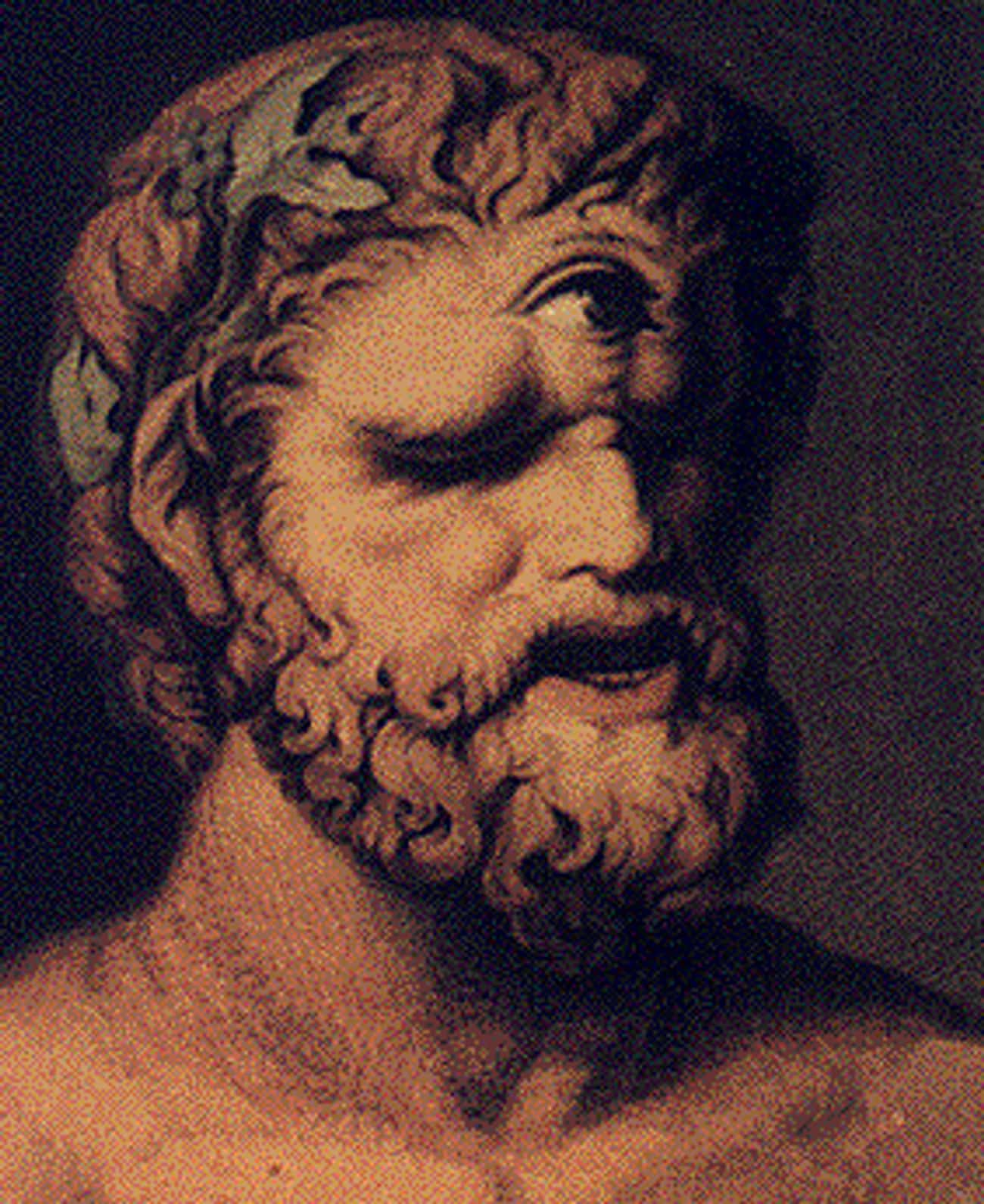 Another Myth States That The Cyclops Is The Son Of A God