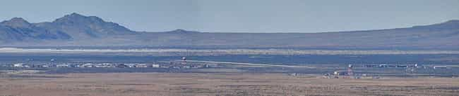 """Thousands Of Sheep Died Near D... is listed (or ranked) 1 on the list All The Crazy And Disturbing Stuff That's Gone Down At Dugway, The Government's Secret """"Area 52"""""""