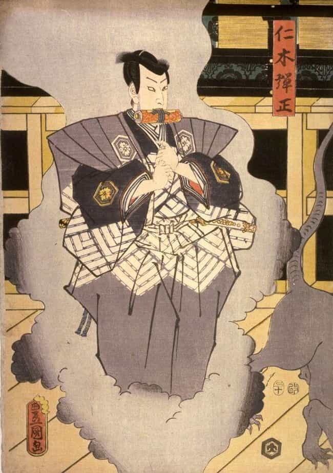 Boys Were Wakashu During Their... is listed (or ranked) 4 on the list So Apparently Ancient Samurai Hired A Secret Group Of Third-Gender Sex Partners