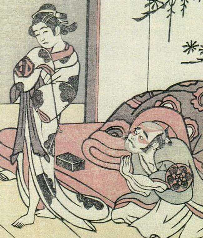 Wakashudo Had Elements Of Reci... is listed (or ranked) 3 on the list So Apparently Ancient Samurai Hired A Secret Group Of Third-Gender Sex Partners