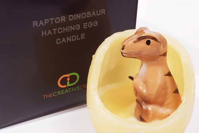 Hatching Egg Dinosaur Ca... is listed (or ranked) 2 on the list Things Anyone Who's A Full Grown Adult Still Obsessed With Dinosaurs Will Love