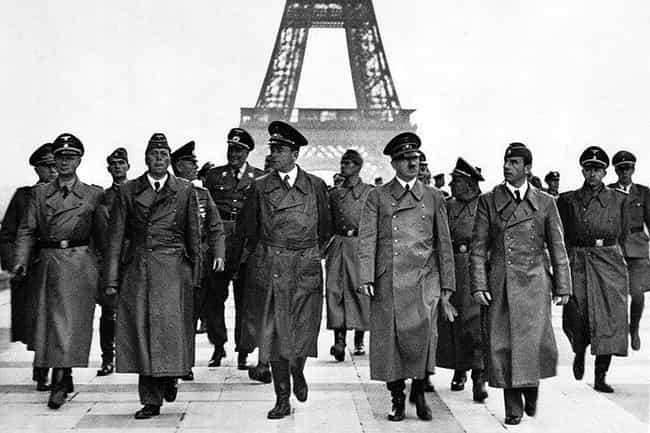The Nazis Loved Paris, A... is listed (or ranked) 1 on the list What Life Was Like Under Nazi Occupation