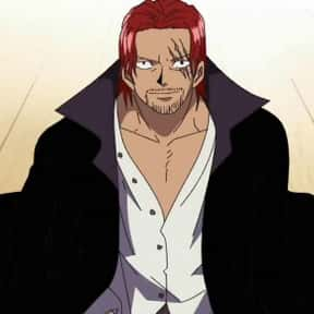 Shanks is listed (or ranked) 7 on the list The Best Amputee Anime Characters