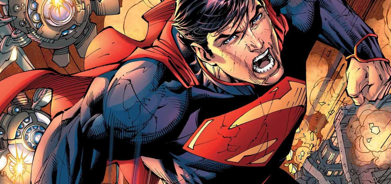 Superman Is So Powerful He Has To Restrain Himself When Fighting Others