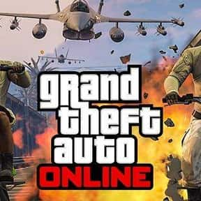 GTA: Online is listed (or ranked) 6 on the list The 25+ Best PC Multiplayer Games On Steam