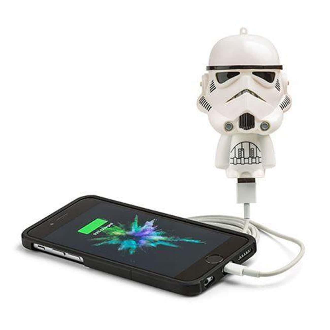 Mighty Mini Stormtrooper Perso is listed (or ranked) 2 on the list 19 Gifts For Your Friend Who's Really Into Star Wars: The Last Jedi