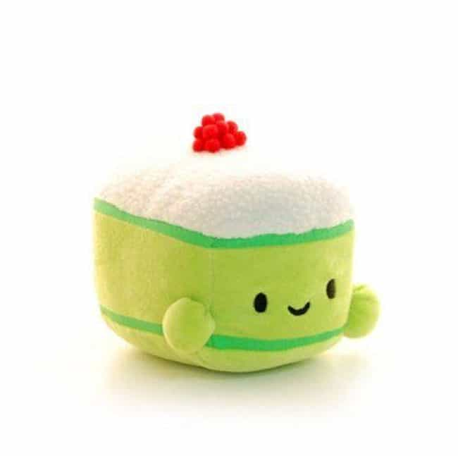 Cucumber Sushi Pillow is listed (or ranked) 4 on the list Deliciously Cute Food-Inspired Pillows You'll Want To Devour