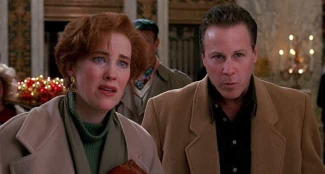 """Peter And Kate McCallister Fro... is listed (or ranked) 1 on the list """"Good"""" Parents From Kids' Movies Who Don't Deserve To Keep Their Children"""