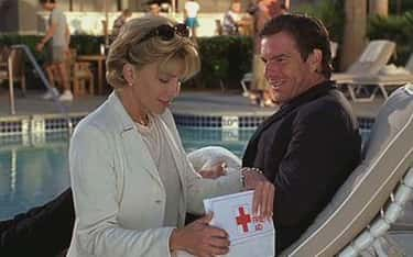 Nick Parker And Elizabeth James From The Parent Trap