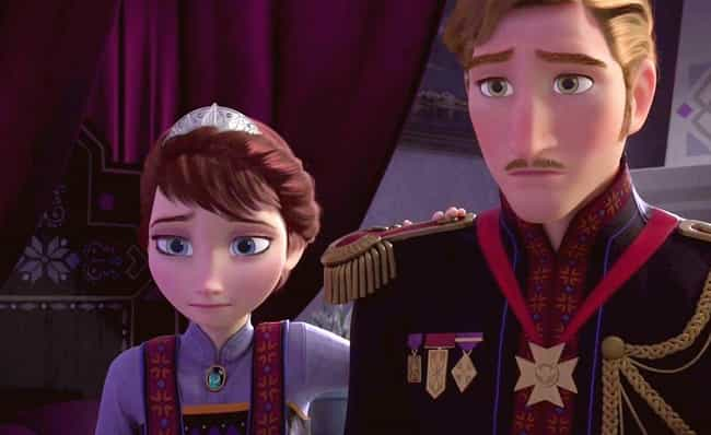 """The King And Queen In Frozen is listed (or ranked) 3 on the list """"Good"""" Parents From Kids' Movies Who Don't Deserve To Keep Their Children"""