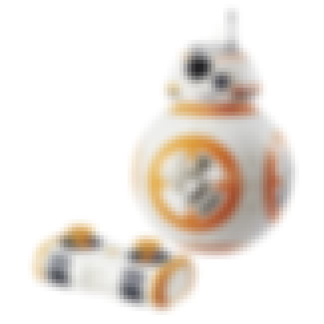 Hyperdrive BB-8 is listed (or ranked) 2 on the list 19 Gifts For Your Friend Who's Way Too Excited For Star Wars: The Last Jedi