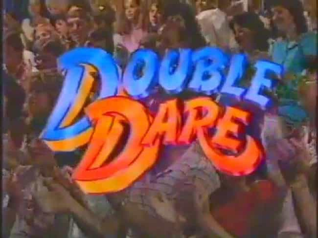 The Production Was Done ... is listed (or ranked) 5 on the list Apparently, Being A Contestant On Nickelodeon's Double Dare Was Utterly Disgusting